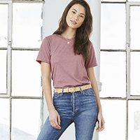 Bella + Canvas Unisex Jersey Short-Sleeve T-Shirt