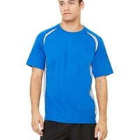 Men's Colorblocked Short-Sleeve T-Shirt
