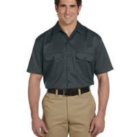 Men's 5.25 oz. Short-Sleeve Work Shirt