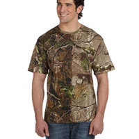 Officially Licensed REALTREE® Camouflage Short-Sleeve T-Shirt