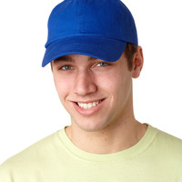 Cotton Twill Essentials Brushed Twill Cap