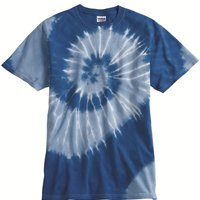 Tone-on-Tone Spiral T-Shirt