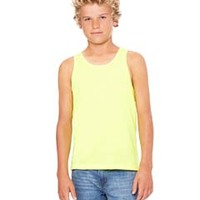 Bella + Canvas Youth Jersey Tank