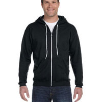 Full-Zip Hooded Fleece