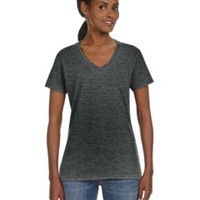 Anvil Ladies' Lightweight V-Neck T-Shirt