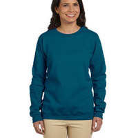 Gildan Heavy Blend™ Ladies' 8 oz., 50/50 Fleece Crew