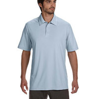 for Team 365 Men's Performance Three-Button Polo