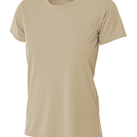 Ladies' Shorts Sleeve Cooling Performance Crew Shirt