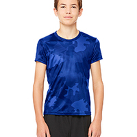 for Team 365 Youth Performance Short-Sleeve T-Shirt
