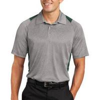 Heather Colorblock Contender ™ Polo