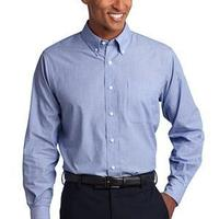 Tall Crosshatch Easy Care Shirt