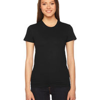 American Apparel Ladies' Fine Jersey Tee