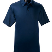 Adult Warp-Knit Performance Polo