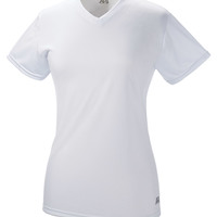 Ladies' Textured Tech Tee