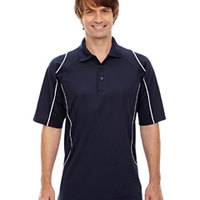 Eperformance™ Men's Velocity Snag Protection Colorblock Polo with Piping
