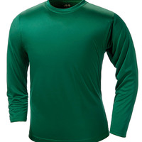Youth Cooling Performance Long-Sleeve Tee