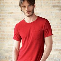 Eco Jersey™ Pocket T-Shirt