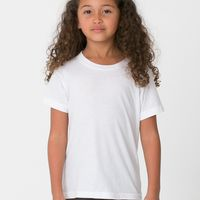 2105 Toddler Fine Jersey S/S T-Shirt
