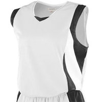 Girl's Wicking Mesh Advantage Jersey