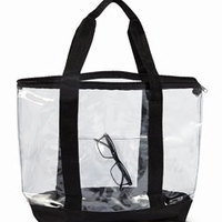 Game Day Clear Tote