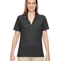 Ladies' Excursion Nomad Performance Waffle Polo