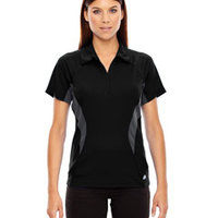 Ladies' Serac UTK cool.logik™ Performance Zippered Polo