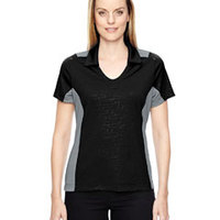 Ladies' Reflex UTK cool.logik™ Performance Embossed Print Polo