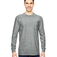 6.75 oz. Heavyweight Work Long-Sleeve T-Shirt