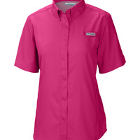 Columbia Ladies' Tamiami™ II Short-Sleeve Shirt