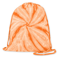 Dyenomite Fleece Drawstring Bag