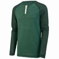 Linear Fusion Long Sleeve Henley