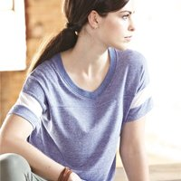 Women's Eco-Jersey™ Powder Puff Tee