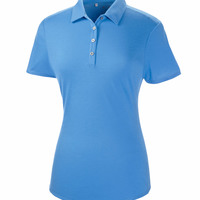 Ladies' Short-Sleeve Solid Polo