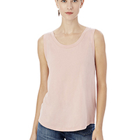 Ladies' Cotton/Modal Muscle T-Shirt