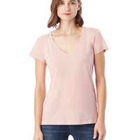 Ladies' Cotton/Modal Everyday V-Neck