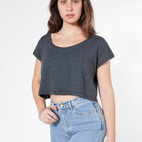 RSABB380 Loose Crop Top