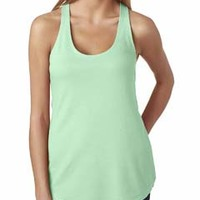 Next Level Ladies' Terry Racerback Tank