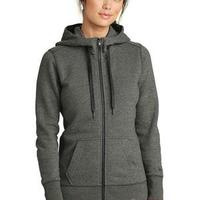 ® Ladies French Terry Full Zip Hoodie