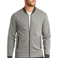 ® French Terry Baseball Full Zip