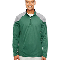 Men's Command Colorblock Snag Protection Quarter-Zip