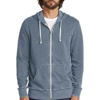 Alternative Burnout Laid Back Zip Hoodie