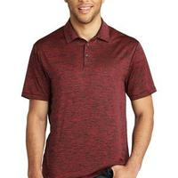 ® PosiCharge ® Electric Heather Polo