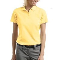 Port & Co. Ladies Stain Resistant Polo