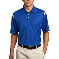 Nike Golf Dri FIT Shoulder Stripe Polo
