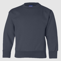 Double Dry Eco Youth Crewneck Sweatshirt