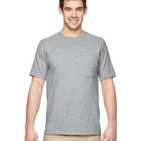 Dri-POWER® ACTIVE 5.6 oz., 50/50 Pocket T-Shirt