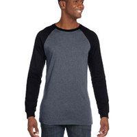 Canvas Long Sleeve Jersey Tee