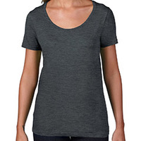 Anvil Ladies' Ringspun Sheer Featherweight T-Shirt