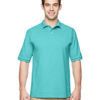 Jerzees Men's 5.6 oz., 50/50 Jersey Polo with SpotShield™