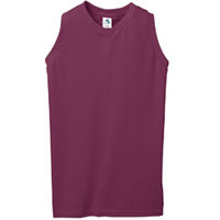 Ladies' Sleeveless V-Neck Shirt